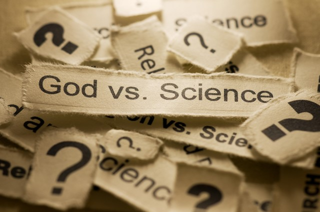 god_vs_science