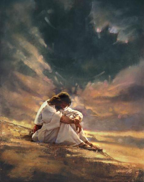 Krisztus példája: engedelmesség és küzdelem