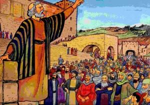 A nagyszerű gyülekezet nyomában