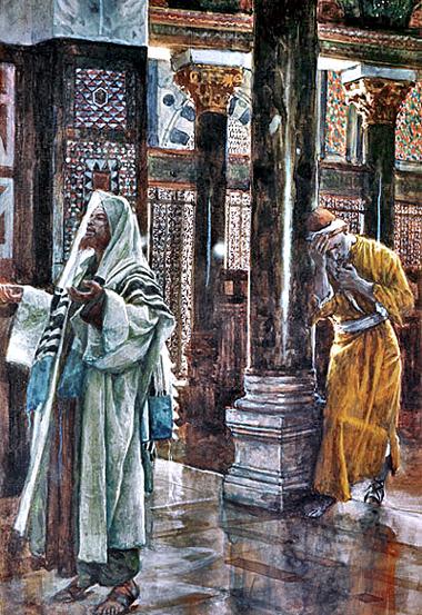 A farizeus és a vámszedő